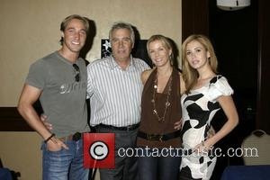 Kyle Lowder, John McCook, Katherine Kelly Lang, and Ashley Jones  The Bold and the Beautiful Fan Luncheon held at...