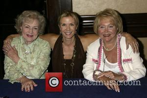 Betty White and Katherine Kelly Lang