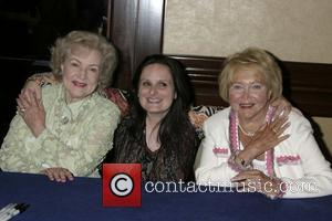 Betty White, Cathy Tomas and Lee Bell