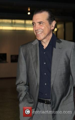 Chazz Palminteri The Los Angeles film premiere of 'The Dukes' held at the DGA Theatre in West Hollywood - Arrivals...