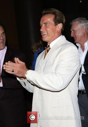 Schwarzenegger Voted Sexiest Governor - By Strippers