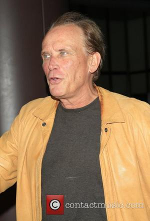 Peter Weller The Los Angeles film premiere of 'The Dukes' held at the DGA Theatre in West Hollywood - Arrivals...