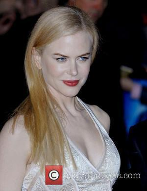 Kidman 'Gobsmacked' By Wedding Attention