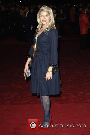 Holly Willoughby 'The Golden Compass' World Premiere  at the Odeon Leicester Square - Arrivals London, England - 27.11.07