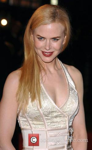 Nicole Kidman World Premiere of 'The Golden Compass' at Odeon Leicester Square - Arrivals London, England - 27.11.07