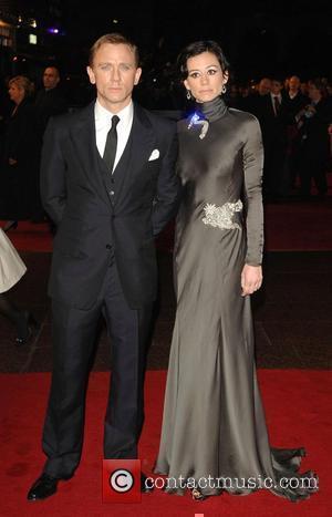 Daniel Craig and Girlfriend Satsuki Mitchell