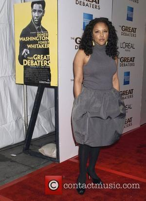 Lynn Whitfield New York Premiere of 'The Great Debaters' at Ziegfeld Theatre - Arrivals New York City, USA - 19.12.07