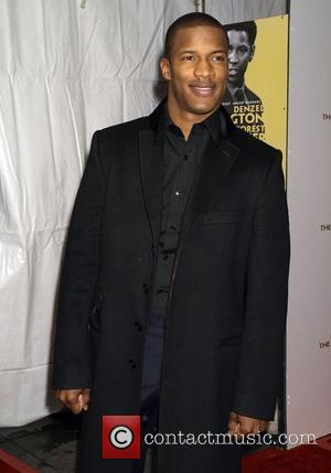 Nate Parker New York Premiere of 'The Great Debaters' at Ziegfeld Theatre - Arrivals New York City, USA - 19.12.07