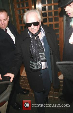 David Jason leaving The Ivy restaurant London, England - 19.01.08