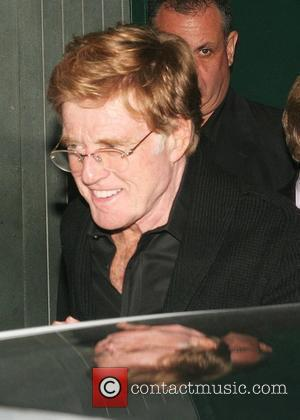 The Ivy London, Robert Redford