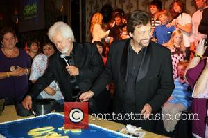 Merrill Osmond, Jay Osmond The Osmond's 50th Anniversary after party at The Showroom inside The Orleans Hotel Casino Las Vegas,...