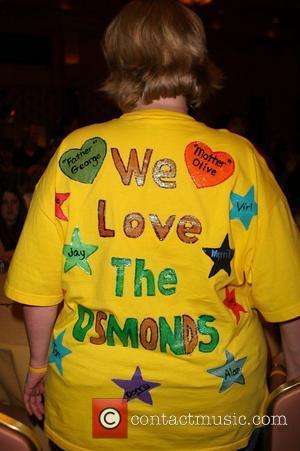 The Osmonds and Las Vegas