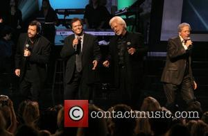 The Osmonds The Osmonds celebrate their 50th anniversary with a performance at The Orleans Hotel Showroom Las Vegas, Nevada -...