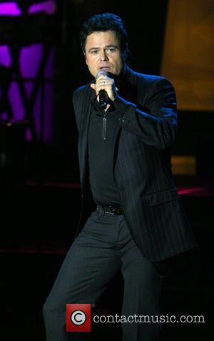 Las Vegas, The Osmonds, Donny Osmond