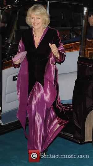 Duchess of Cornwall, Camilla Parker Bowles UK Premiere of 'The Other Boleyn Girl' held at the Odeon Leicester Square -...