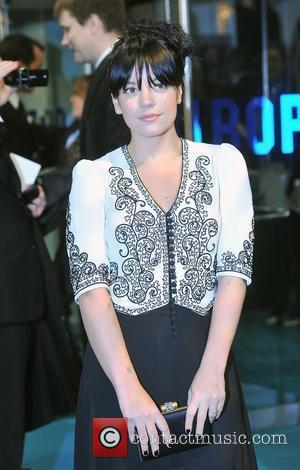 Lily Allen, Odeon Leicester Square