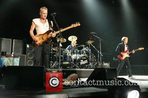 The Police, Madison Square Garden, Police