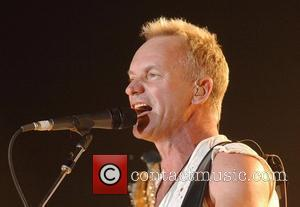 Sting and Police