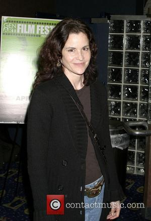 Ally Sheedy attends the premiere of the short film A Day's Work, and the feature The Take, presented by the...