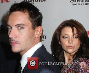 Jonathan Rhys Meyers, Natalie Dormer World Premiere of 'The Tudors - Season 2' at Sheraton Hotel New York City, USA...