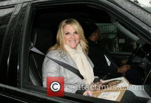 Trisha Yearwood leaving ABC Studios after her appearance on 'The View' New york City, USA - 20.11.07