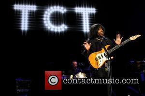 Joan Armatrading performing at TCT - The Teenage Cancer Trust concert at The Royal Albert Hall London, England - 13.04.08