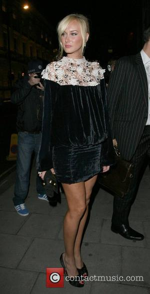 Kimberly Stewart,  Theo Fennell: Show Off - cocktail party held at Royal Academy Of Arts London, England - 27.09.07