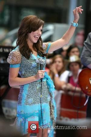 Martina McBride The Today Show Toyota Summer Concert Series on NBC at the Rockefeller Plaza New York City, USA -...