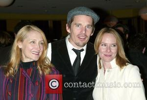 Patricia Clarkson and Ethan Hawke
