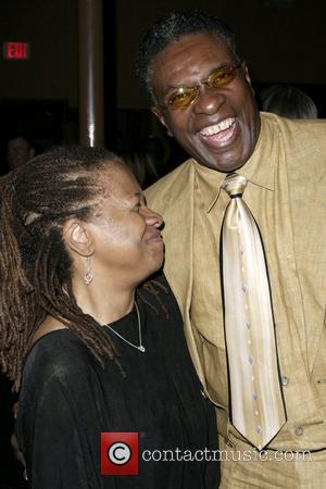 Keith David and Guest World Premiere of 'This Christmas' after party held at Cabana Club Hollywood, California - 12.11.07