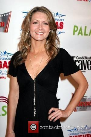 Ali Hillis 2007 CineVegas Film Festival screening of 'Throwing Stars' at Brenden Theatres in the Palms Hotel and Casino Las...