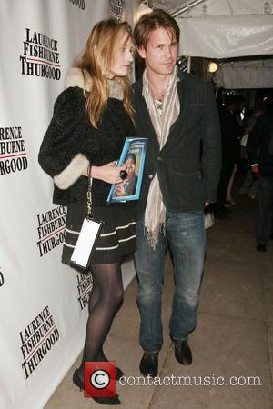 Leelee Sobieski and Matthew Davis Opening night afterparty of 'Thurgood' at the Bryant Park Grill New York City, USA -...