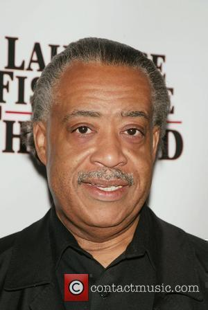 Reverend Al Sharpton Opening night afterparty of 'Thurgood' at the Bryant Park Grill New York City, USA - 30.04.08