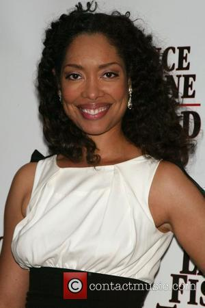 Gina Torres Opening Night of 'Thurgood' at the Booth Theatre New York City, USA - 30.04.08