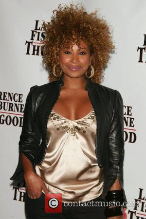 Tanika Ray Opening Night of 'Thurgood' at the Booth Theatre New York City, USA - 30.04.08