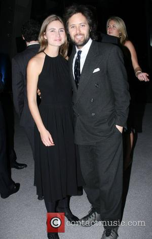 Lauren Bush and David Lauren Tibi and The Riverkeeper's Junior Council Members Party held at The Hearst Tower - Inside...