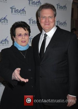 Billie Jean King and guest,  Tisch School of the Arts Presents 'Totally Tisch' - Arrivals New York City, USA...