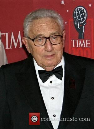 Henry Kissinger Time Magazine's 100 Most Influential People 2007 Gala - Inside Arrivals New York City, USA - 08.05.07