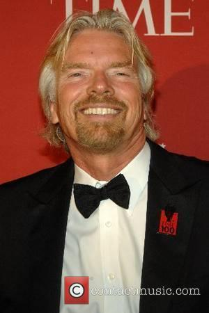 Branson's Son Grounded