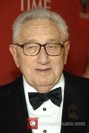 Henry Kissinger Time Magazine 100 Most Influential People New York City, USA - 08.05.07