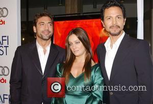 Javier Bardem, Giovanna Mezzogiorno and Benjamin Bratt