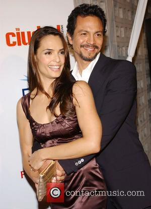 Talisa Soto and Benjamin Bratt AFI Festival 2007 closing night gala screening of 'Love In The Time Of Cholera' held...