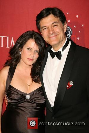 Lisa Oz and Dr Mehmet Oz TIME's 100 Most Influential People in the World gala dinner New York City, USA...