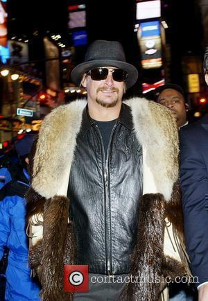 Kid Rock Uses Groupies To Measure Success