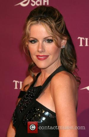 Kathleen Robertson  'Tin Man' premiere at the Cinerama Dome Theater Los Angeles, California - 27.11.07