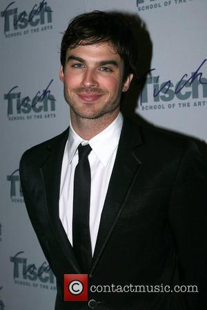 Somerhalder Hits Back At 'Anti-gay' Slur