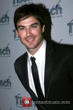 Ian Somerhalder Tisch School of the Arts Presents 'Totally Tisch' Gala at The Town Hall - Arrivals New York City,...