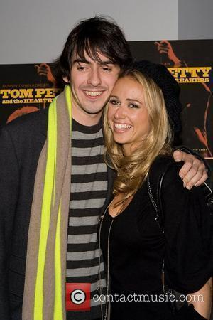 Dhani Harrison and Tom Petty