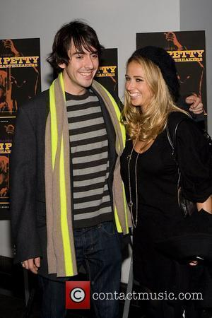 Dhani Harrison and guest 'Tom Petty and The Heartbreakers: Running Down a Dream' book party New York City, USA -...