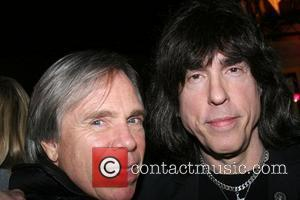 Tommy Hilfiger and Marky Ramone